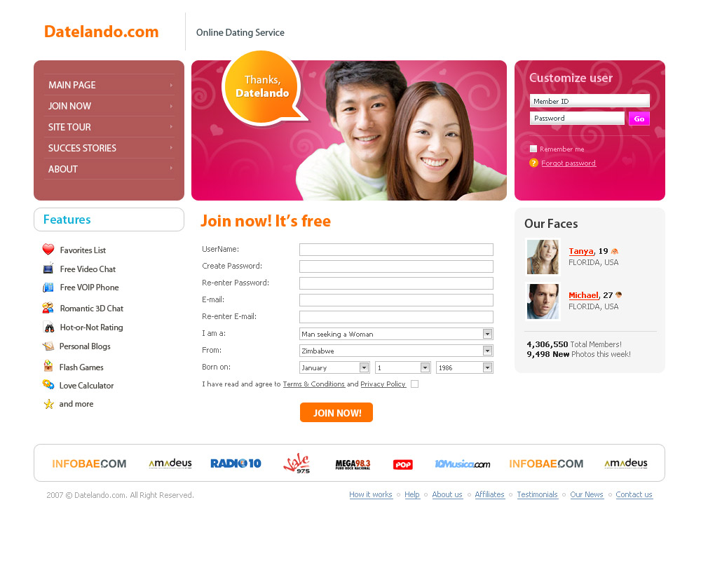 dating website kostenlos What is truelovejapan website  a japanese community where you meet people seeking for love, marriage, frienship or language exchange to make it short, meeting real people with same porpose as yours, as long as you are respectful with others.