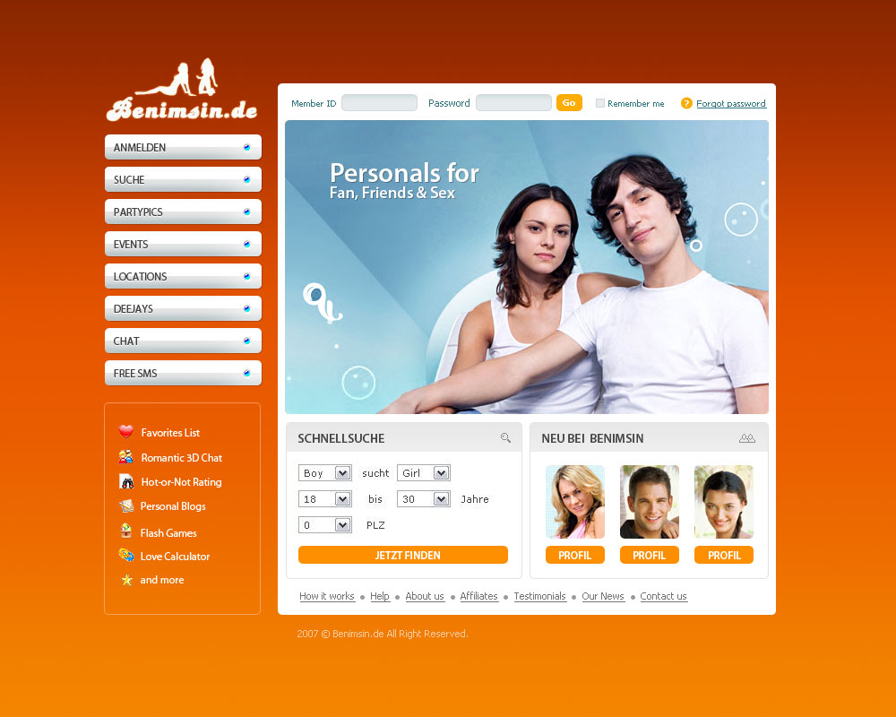 Dating affiliate program for radio stations and newspapers | dating ...