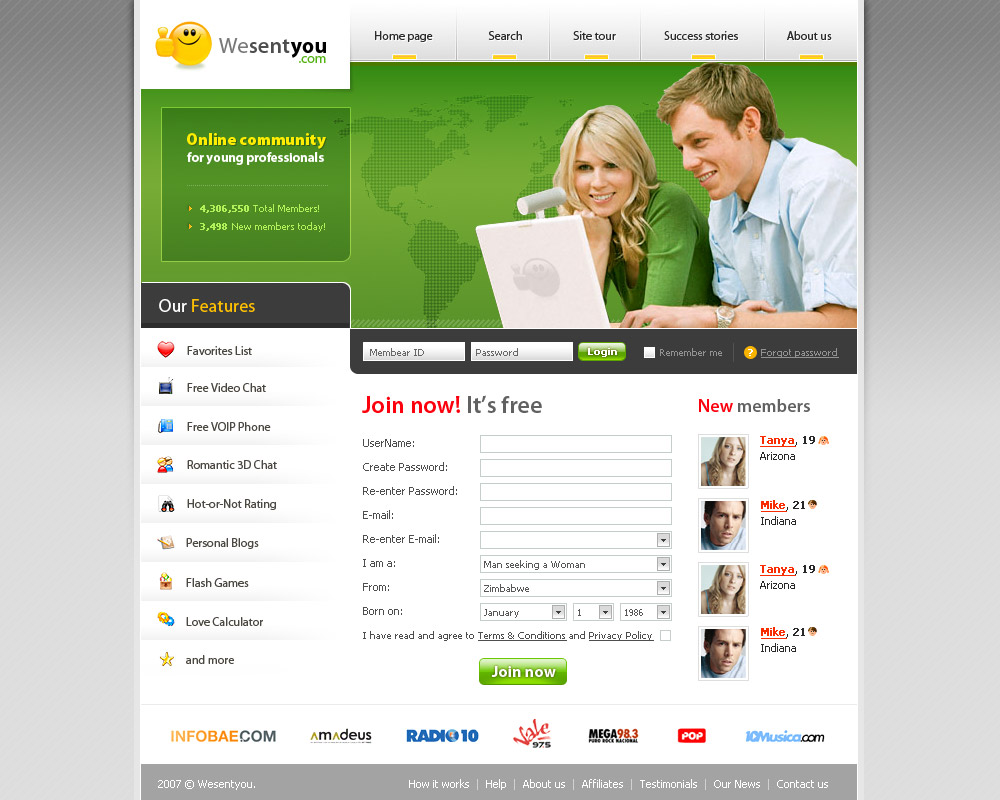 free online dating & chat in redwood city Start chat and meet new friends from united states chat with men and women nearby make new friends in united states and start dating them register in seconds to.